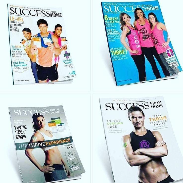 Featured on the cover of Success From Home Magazine several times! Guys- this is the real deal! Le-Vel has an amazing product that is making a difference. Join the lifestyle movement that will change your life!  #thrive #fitness #public #model #canada #joinme #australia #dftduo #investinyourself #thriveexperience #jointsupport #mexico  #nutrition #supplements #helpothers #weightmanagement #newzealand #lifechanging #thriver #thrivepromoter #uk #energy #thrivewithme #teambuilding #healthy…