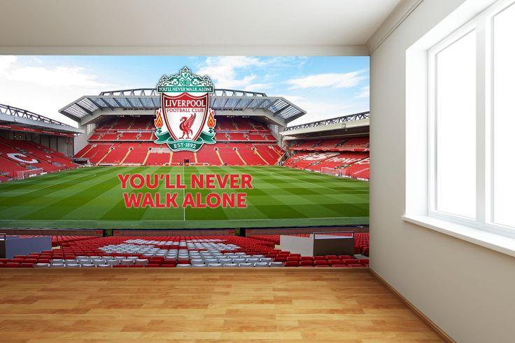 Liverpool FC Anfield Stadium Full Wall Mural