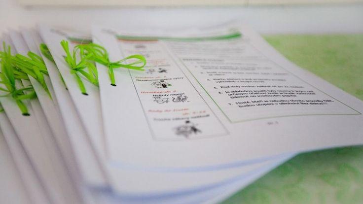 Nápady pro vaše svatební noviny