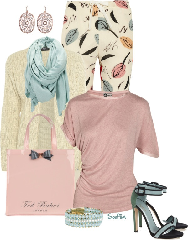 """""""like a baby"""" by soofiia ❤ liked on Polyvore"""