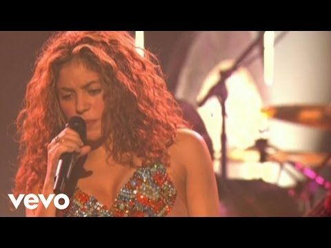 Shakira - Belly Dance, Ojos Asi (Antwerp, Sportpaleis - The Sun Comes Out Tour - Front Row HD) - YouTube