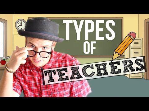 TYPES OF TEACHERS AT SCHOOL! - YouTube