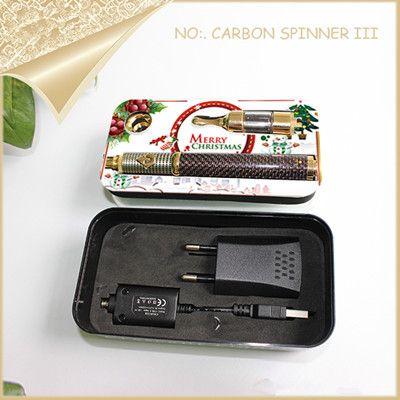 carbon fiber 1600 mAh vision spinner 3 kit