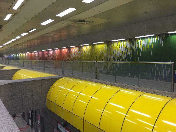 Czas zejść do podziemia, czyli metro w Singapurze