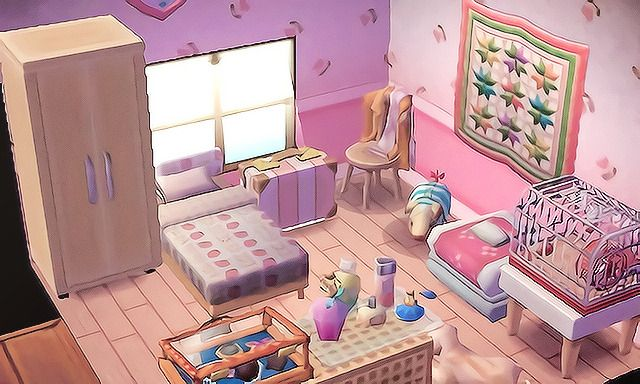 Chaisette A Small Room In The Attic For Little Oz Animal Crossing Pc Animal Crossing 3ds Animal Crossing Qr