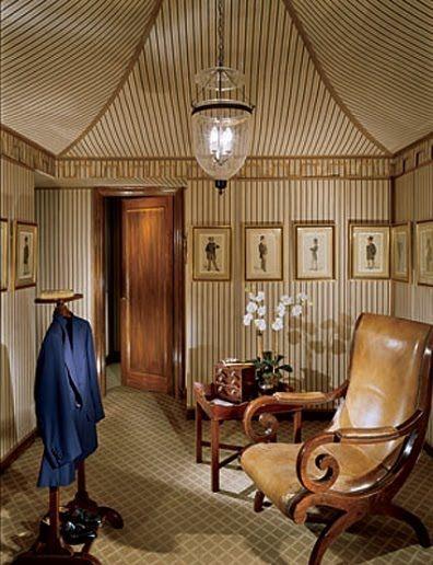 Mario Buatta closet