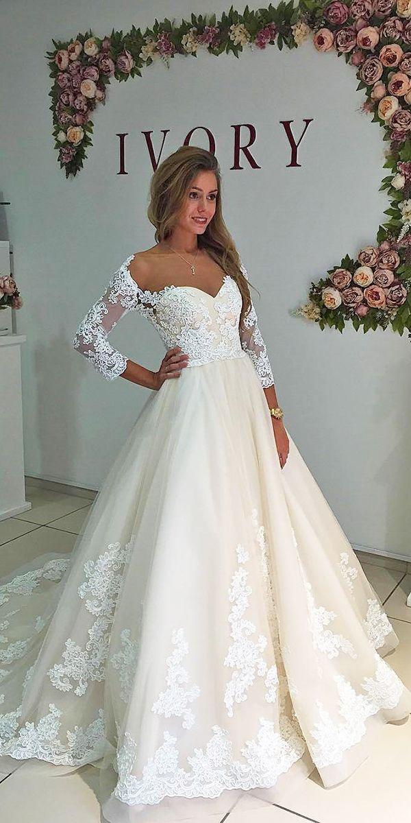 Totally Unique Fashion Forward Wedding Dresses ❤ See more: http://www.weddingforward.com/fashion-forward-wedding-dresses/ #weddings