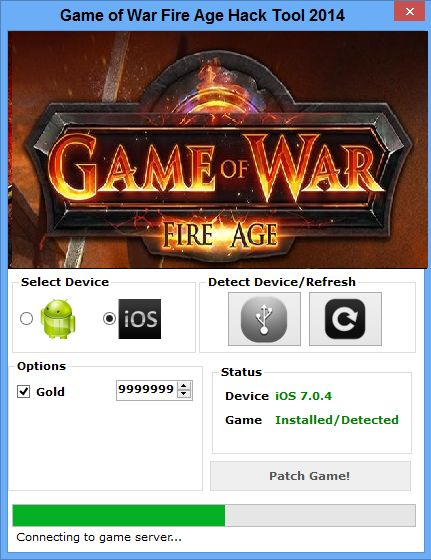 [GREAT] Game of War Fire Age Hack Tool iOS/Android Feel Free Cheats
