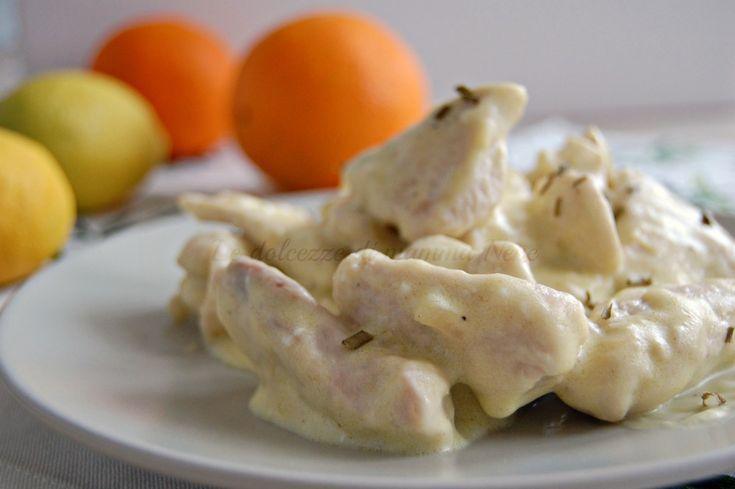 TACCHINO AGLI AGRUMI ricetta da preparare con il Bimby ma anche senza. Molto delicato, goloso e cremoso. Ottimo per i bambini e non solo loro!