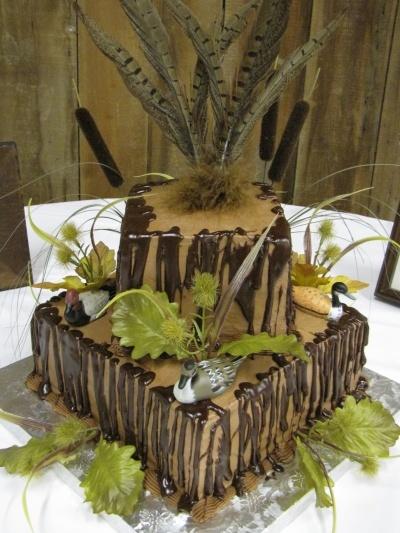 Grooms cake idea #timelestresure.theaspenshops