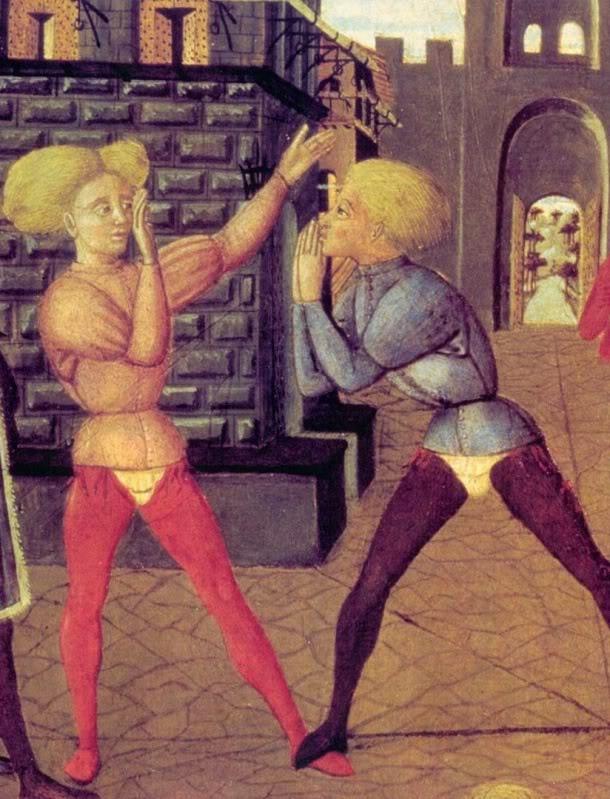 Renaissance Fashion Mens