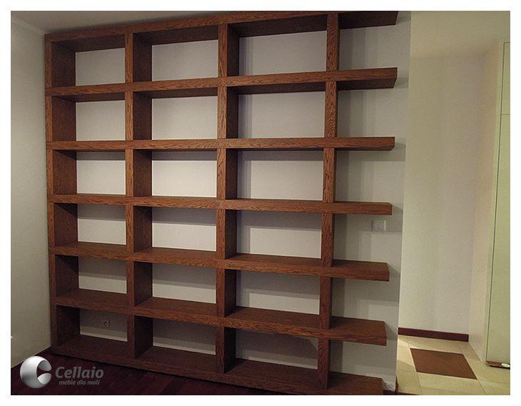 Wnętrza, Biblioteczka Cellaio - Biblioteczka na książki