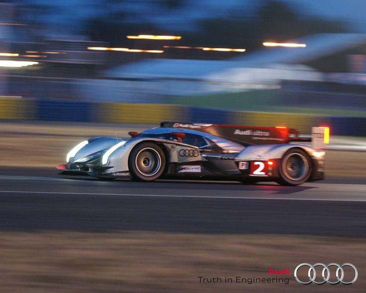 Audi R-18 Le Mans