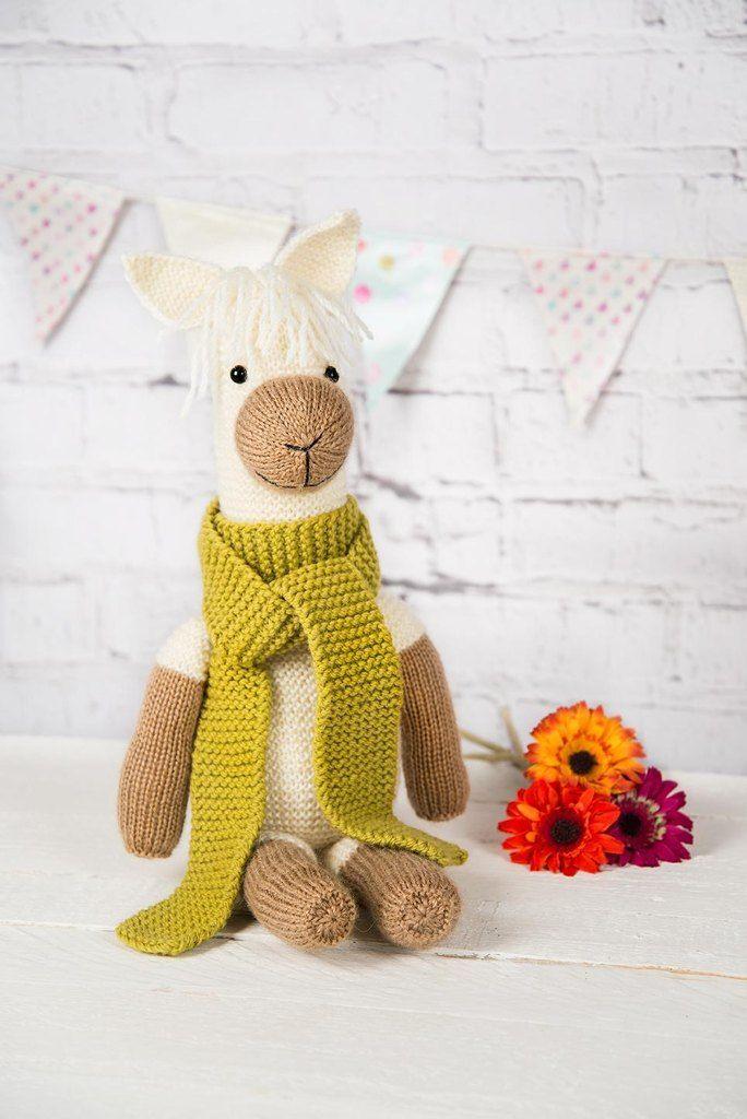 Pax the Alpaca   Knitting projects   Pinterest