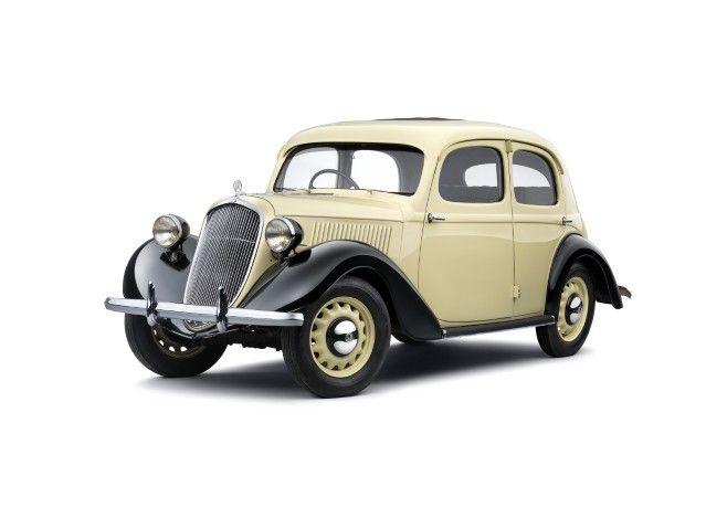 Škoda Rapid, type 901 (1935)