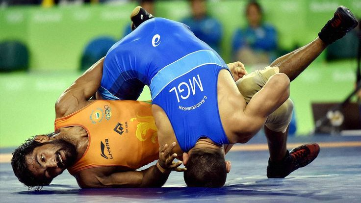 Yogeshwar Dutt fails to get medal, loses in wrestling qualifier at Rio 2016 |Oneindia News (1280×720)