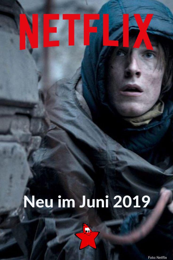 Netflix Serien Juni