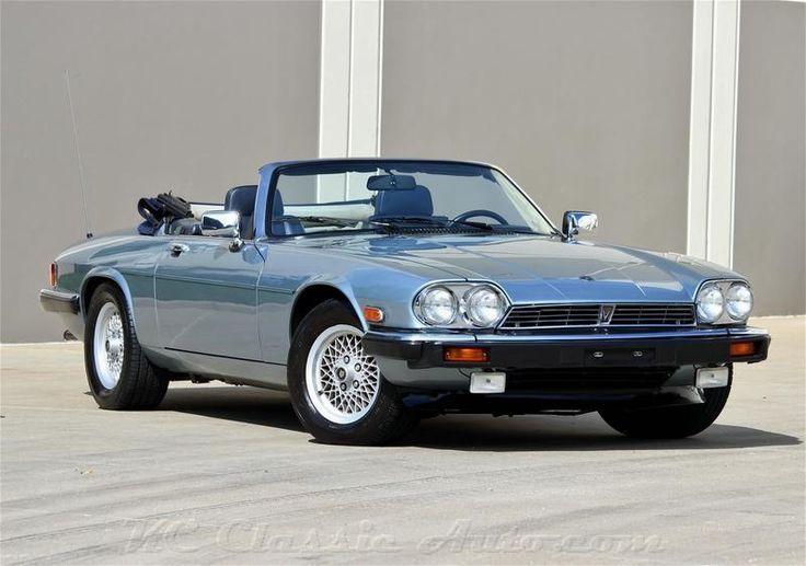 1990 Jaguar Xjs V12 Convertible 50k Miles for sale - Lenexa, KS | OldCarOnline.com Classifieds