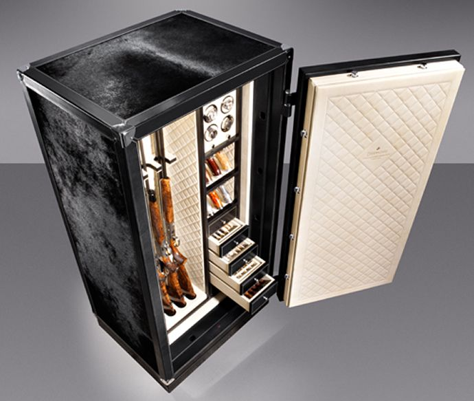 The new Liberty gun safe by Döttling is the humidor-toting ...