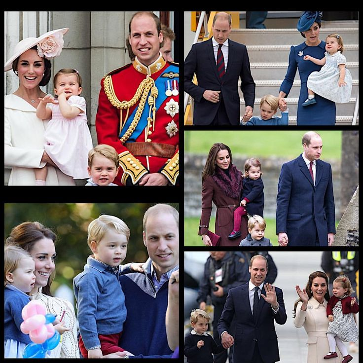 The Cambridge Family 2016