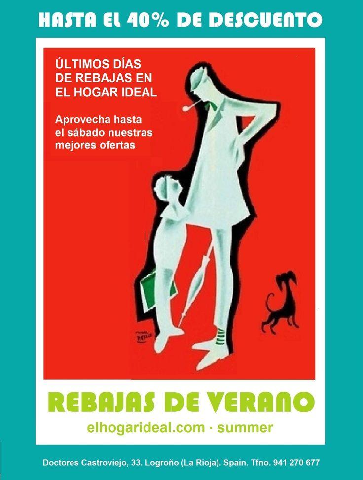 Decoracion online, el hogar ideal, rebajas 57. elhogarideal.com