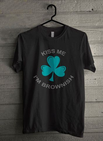 Kiss Me Im Brownish