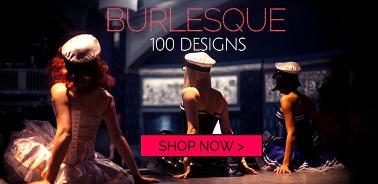Burlesque Clothing