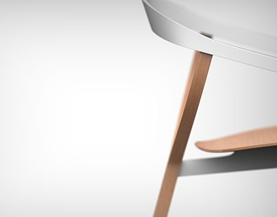 Y_chair represents a true innovation in the family of tripods... Inspired by its Scandinavian references, the chair exudes with dynamic and energy that makes it suitable for use in various environments. Depending on the environment, the material finish ca…