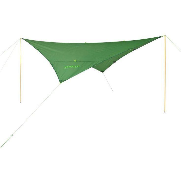 Kelty Noah's 16' Tarp Shade Shelter, Green