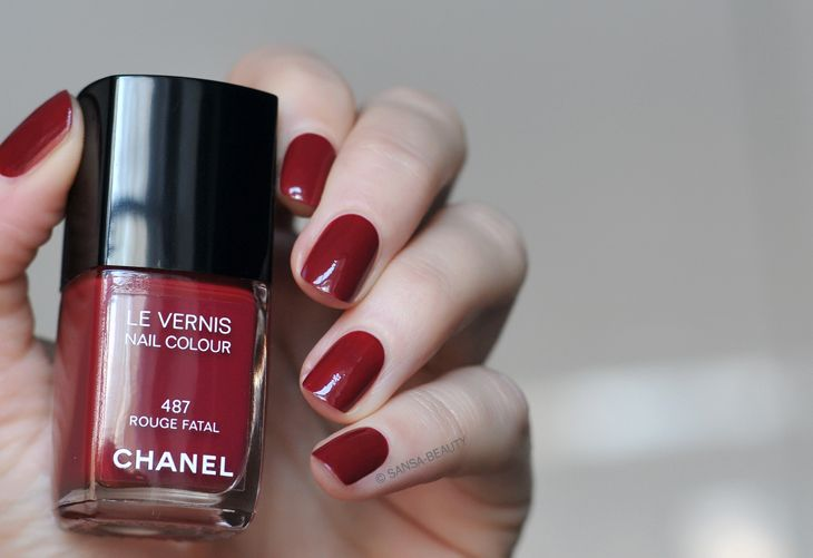 Chanel - Rouge Fatal 487