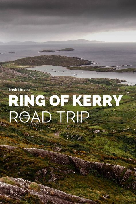 Blog post with plenty of pictures of a Ring of Kerry Road Trip in Ireland.