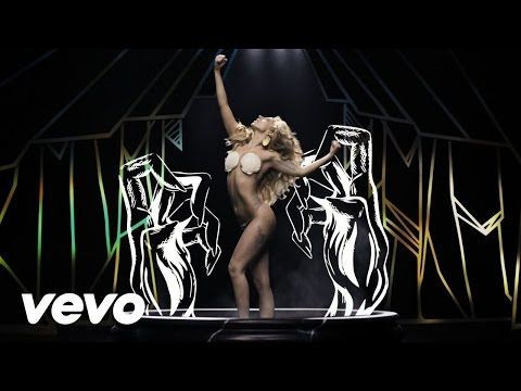 Buy Lady Gaga's 'ARTPOP' now on iTunes: http://smarturl.it/ARTPOPalbum Special fan offer here http://smarturl.it/ARTPOPbundles Lady Gaga performing Applause....