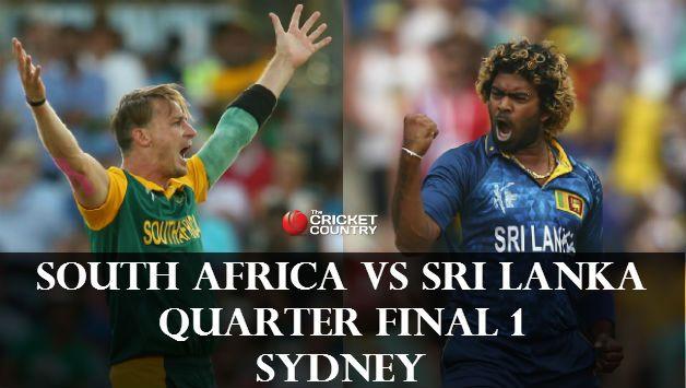 Sri lanka vd South Africa 1st Quarter Final CWC 2015: Crictime Live Stream, Score by Star Cricket, Webcric. Srilanka v South Africa 1st Quarter Final CWC 2