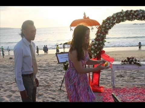 Yan & Sarah Beach Wedding