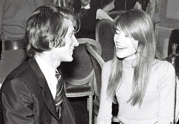 Jacques Dutronc & Françoise Hardy