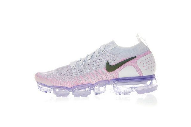 official photos 5f1fc d28d0 942843-102 Nike Air Vapormax Flyknit 2 0 Wos Shoe Hydrogen Blue Pink Black  Shoe