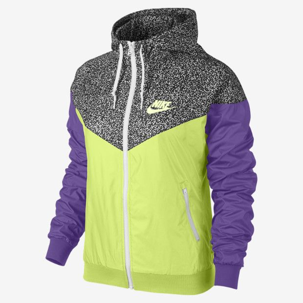 Nike Printed Windrunner Women's Jacket