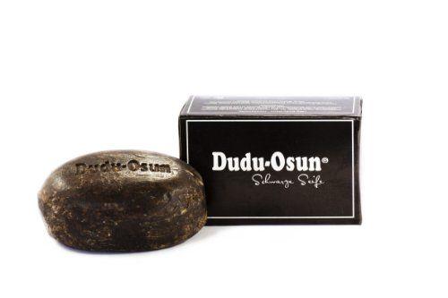 Savons Noir naturel Dudu Osun original 100% naturel 150gr DUDU-OSUN https://www.amazon.fr/dp/B000YENYP0/ref=cm_sw_r_pi_dp_w1RbxbYYS877M