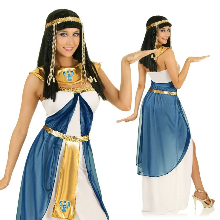 $74.95 Includes Cleopatra dress, gold collar, belt & Egyptian headband. Sizes S, M, L, XL, 2XL for women. Dress up for LESS at Costume Collection & get FREE Express delivery* Australia wide!