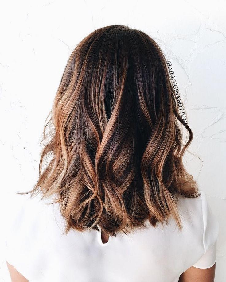 Manchmal reicht ein guter Haarschnitt und ein wenig Ocean Spray …