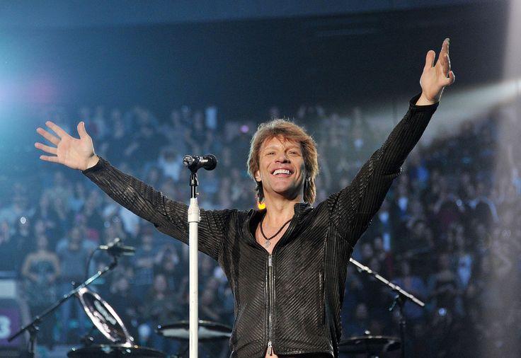 Bon Jovi Wallpaper | Bon Jovi In Concert - Pictures