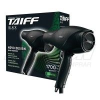 Taiff Secador de Cabelo 1700W - Black