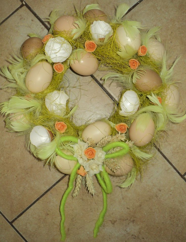 Velikonoční věnec menší - Pája