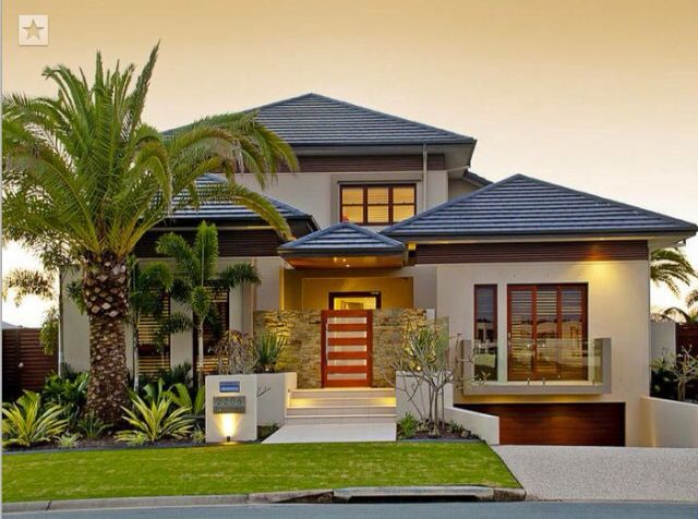 this is simple but stylish and very elegant modern house