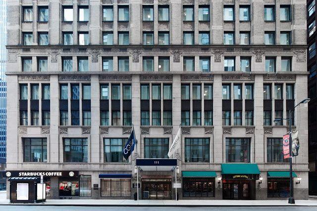 Club Quarters Hotel, Central Loop Chicago