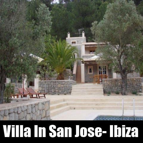 Villa in San Jose - libiza