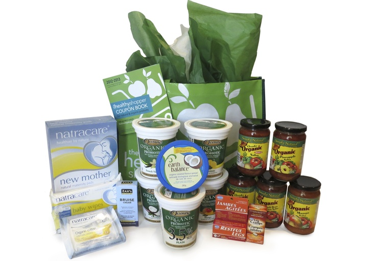Healthy Shopper Spring Picks Prize Pack Canada Only 5/21