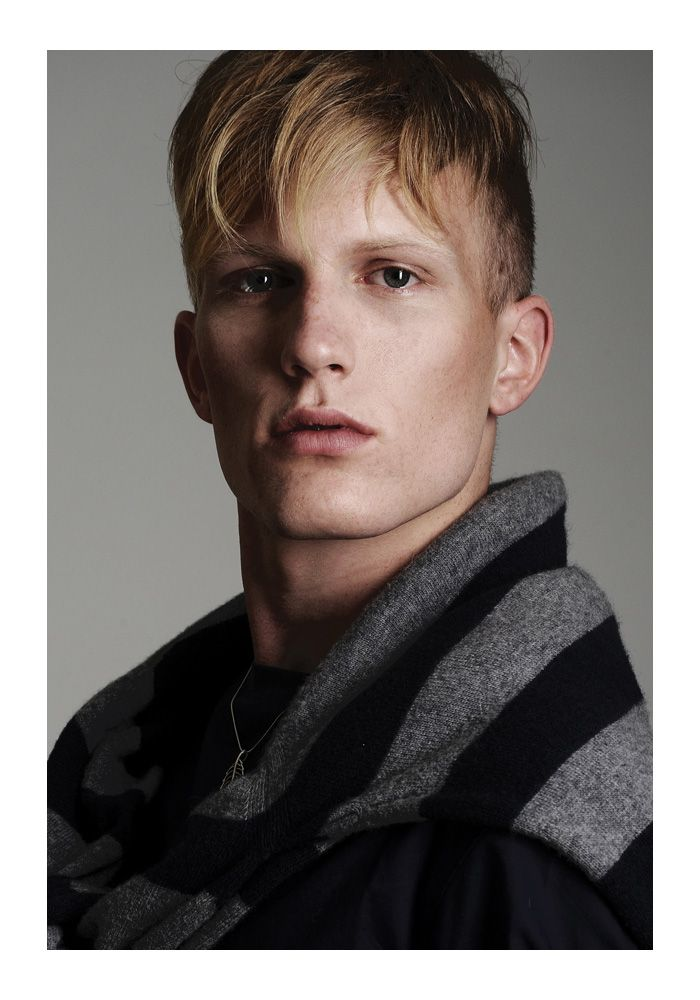 Fresh Face | Thomas Cole Baron by Jamie Luca