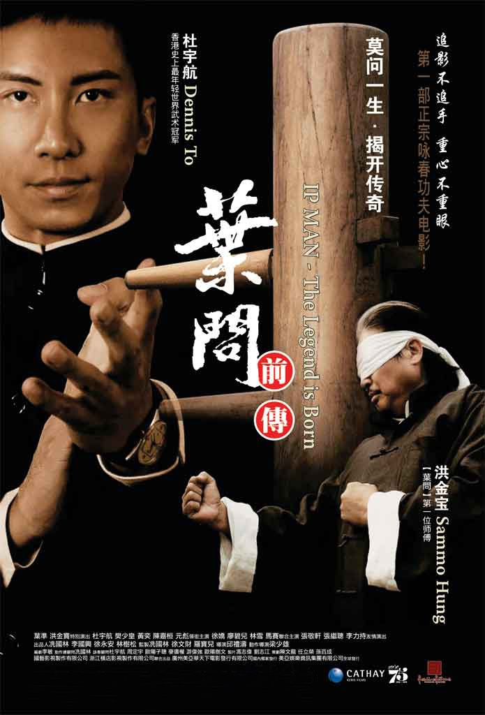 The Legend Is Born Ip Man Martial arts movies, Kung fu