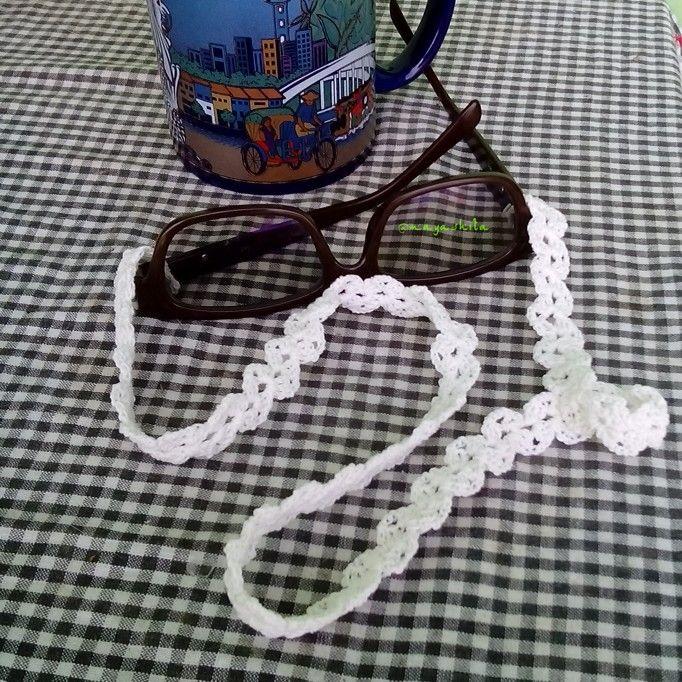Big glasses strap